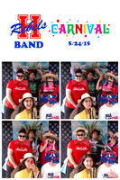 Hays Band Carnival 2015