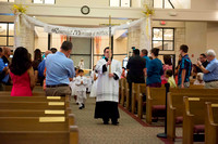 First Communion 5/10/14 2PM
