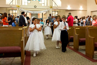 First Communion 5/17/14 10am