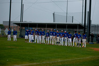 Hays vs Lehman Baseball 4-17-14